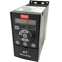132F0002 Преобразователь частоты Micro Drive FC 51 0,37кВт 1-ф, 200-240 В