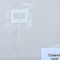 Рулонные шторы Одесса Ткань Tatiana Белый