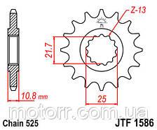 Передняя звезда JT JTF1586.16