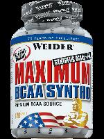 Weider Maximum BCAA Syntho 120 caps