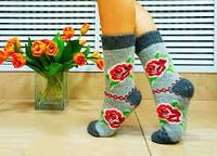 Носки из шерсти ангоры женские