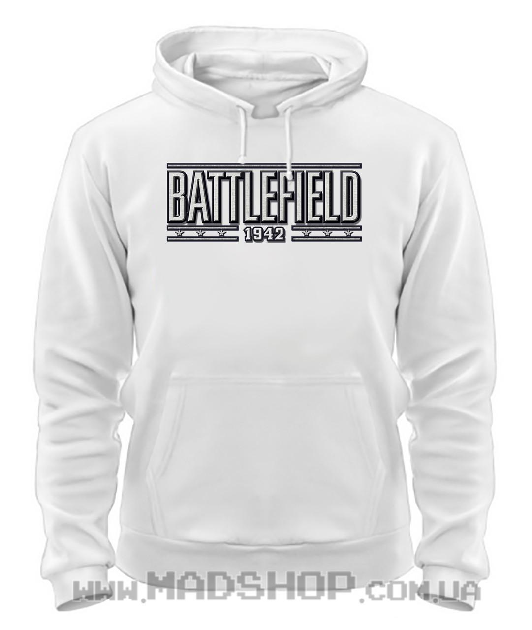 Толстовка Бателфилд Battlefield 1942