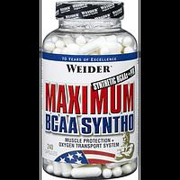 Weider Maximum BCAA Syntho 240 caps