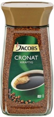 Кофе растворимый Jacobs Cronat Kraftig 200 гр