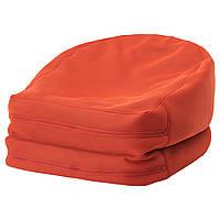 BUSSAN Кресло-подушка, внутр/зов, оранжевый