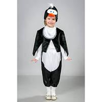 """Карнавальный костюм """"Пингвин мех"""", размер от 3 до 7 лет и от 8-до 12 лет"""