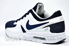 Кроссовки мужские в стиле Nike Air Max Zero, Dark Blue\White, фото 3