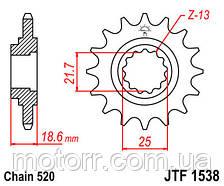 Звезда передняя JT JTF1538.15