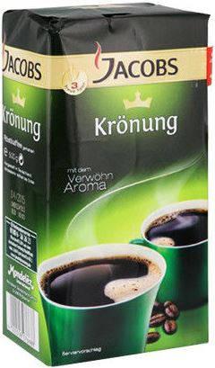 Кофе молотый Jacobs Kronung 500г, фото 2
