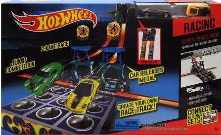 Детский игровой автотрек HOT WHEEL 3150
