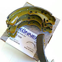 Колодки тормозные задние с ABS Geely CK KONNER