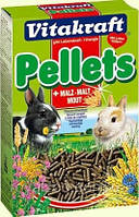 Vitakraft Pellets Корм для кроликов в гранулах с солодом