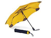 Противоштормовой зонт женский полуавтомат BLUNT (БЛАНТ) Bl-xs-yellow