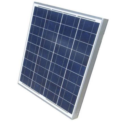Солнечная батарея Kingdom Solar KDM-P30, 30 Вт (поликристалл), фото 2
