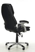 Офисное массажное кресло THORNET черное, фото 3