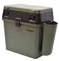 Ящик зимний Flagman с карманом для удок