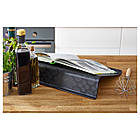 BRÄDA Подставка для ноутбука, черный 601.501.76, фото 3