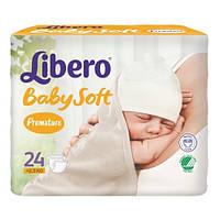 АКЦИЯ Подгузники детские Libero по специальной цене Libero Baby Soft Premature 24