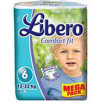 АКЦИЯ Подгузники детские Libero по специальной цене Libero Comfort Fit XL 76