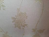 Обои Статус распродажа коллекции,Розы Жатка 256-74,длина рулона 10 м,ширина 0.53 м 4 рулона