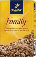 Кофе молотый Tchibo Family 250г