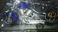 Игрушка мотоцикл инерционный