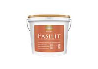 Краска латексная с силиконом Колорит Fasilit (Фасилит), 9 л