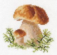 """Набор для вышивания """"Белые грибы"""""""
