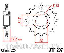 Передня зірка JT JTF297.15