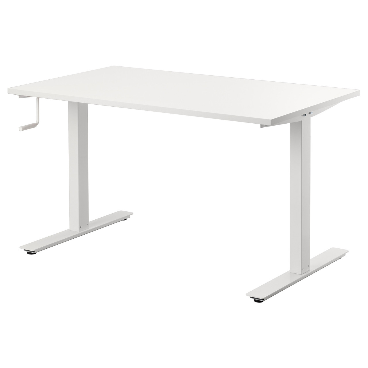 письменный стол Ikea Skarsta трансформер белый Ikea 49084965