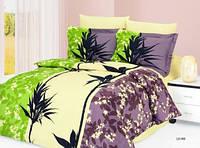 Постельное белье с рисунком бамбука
