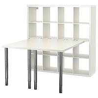 KALLAX Письменный стол, белый