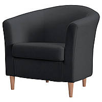 TULLSTA Кресло, Ransta темно-серый