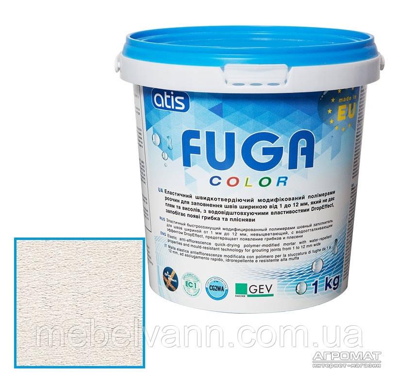 Затирка Atis fuga color A130/1кг жасмин