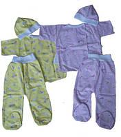 Комплект одежды для новонародженого /Комплект одягу для новонародженого Ясочка