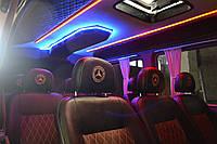 Переоборудование (обшивка) микроавтобусов