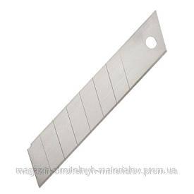 Комплект лезвий сегментных 18мм INTERTOOL HT-0518