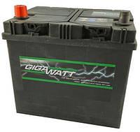 Аккумулятор GIGAWATT Asia 12v  60Ач 510А