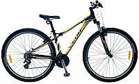 Горный велосипед Leon TN 85 желтый