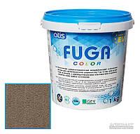 Затирка Atis fuga color A142/1кг коричневый