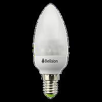 """Светодиодная лампа Bellson LED """"Свеча""""  E14/2W"""