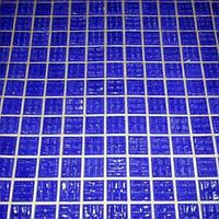 Синяя мозаика на бумаге Vivacer FA01