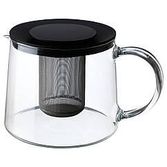 RIKLIG Чайник заварочный, стекло 901.500.71