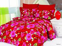 Комплект постельного белья Le Vele Chantalle сатин 220-200 см, фото 1