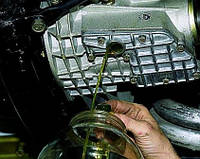 Замена масла в редукторе переднем в Одессе