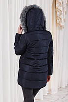 Д6126 Куртка зимняя размеры 46-50, фото 3