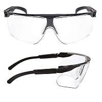 Захисні окуляри MAXIM прозорі PC DX 13225-00000M