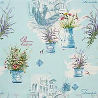 Ткань для мебели и штор вазоны