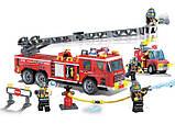 Конструктор Brick 908 Пожарная тревога, фото 2