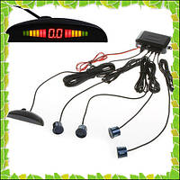 Парктроник 4 сенсора LED дисплей